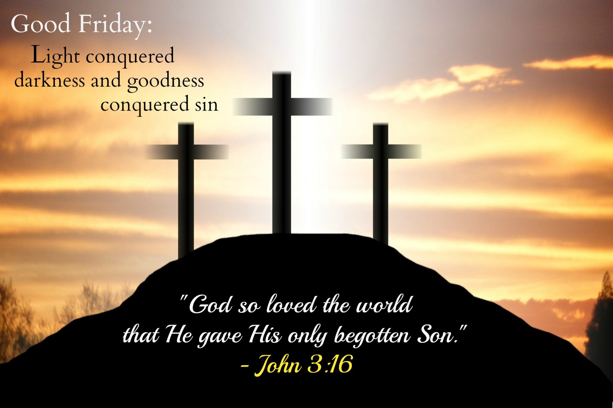 Good Friday Quotes Sayings Blessing with Images