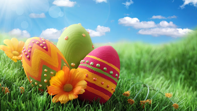 Happy Easter Eggs Pictures Images