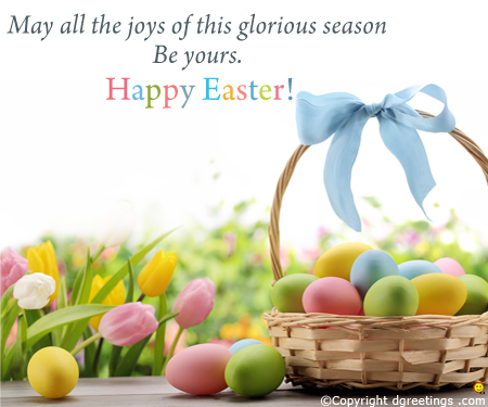 Happy Easter Images Wishes Picture