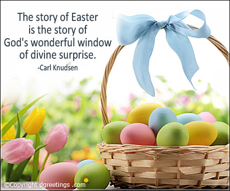 Happy Easter Quotes Short Sayings with Images for Facebook, Instagram