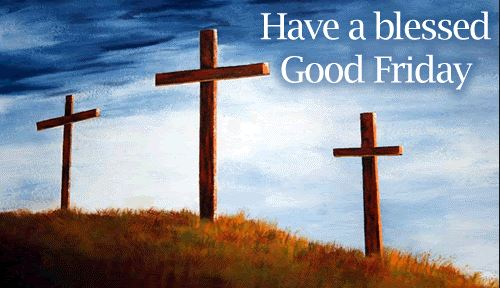 Have A Blessed Good Friday Quote Images