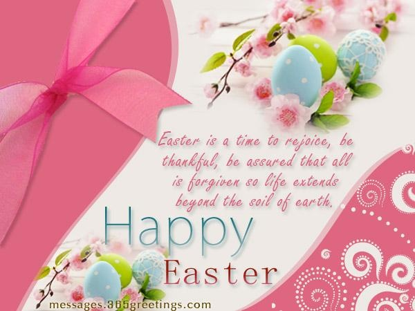 Joyful Happy Easter Quotes Greetings Image