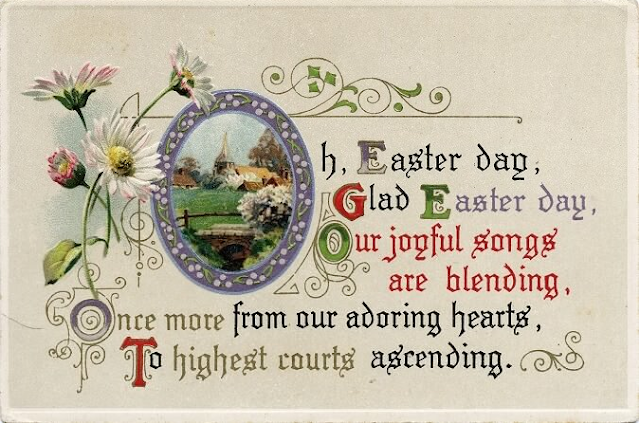 Vintage Easter Day Images Pictures