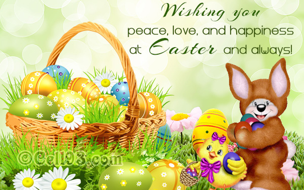 Wishing Happy Easter Sunday Images Picture to Download
